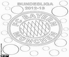 coloriage bayern munich chion 2012 2013 224 imprimer