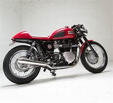 Triumph Cafe Racer Motorcycle