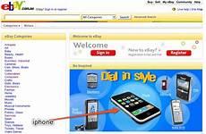 ebay not afraid to promote unlocked iphones outside iphone
