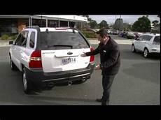 how to fix cars 2006 kia sportage navigation system 2006 kia sportage km review b4550 youtube