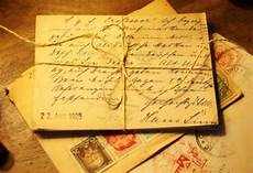 lettere d scritte lettera vecchie lettere postale in busta cesare lanza