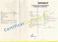 certificat de conformité européen gratuit certificato di conformit 224 europea coc francia