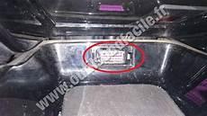 obd2 connector location in audi s3 8l 1999 2003