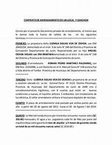 contrato de arrendamiento de un local comercial 244a