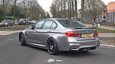 Bmw M3 F80 Competition Performance Revs Accelerations