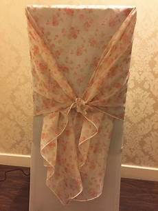 vintage rose print organza hood west yorkshire chair covers prepare for the occasion