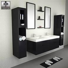 bathroom furniture 08 set 3d model furniture on hum3d