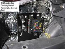 Classic Ford Mustangs Electrical Systems Repaired And Restored