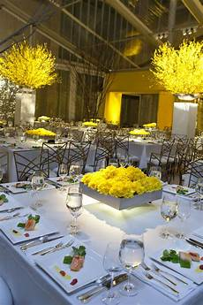 wow yellow done right those chairs square tables the