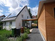 Garage An Garage Anbauen by Sanierung Und Anbau Einer Garage Dangel Holzbau