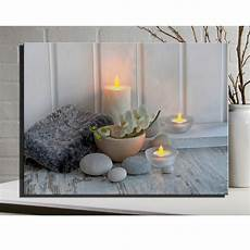 light lighted led canvas wall art painting spa picture with orchidcanvas wall art framed