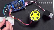 stepper and dc motor control with arduino let s make it episode 36 tech zen alixa