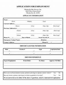 driver application fill online printable fillable blank pdffiller