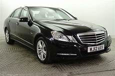 2012 Mercedes E Class E220 Cdi Blueefficiency