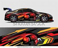 Find Car Wrap Decal Vinyl Sticker Designs Stock Images In