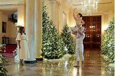 Melania Decorations by Melania Unveils White House Decorations Time