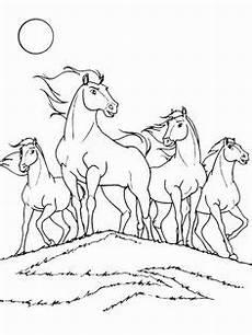 spirit pferde malvorlagen disney zum ausdrucken