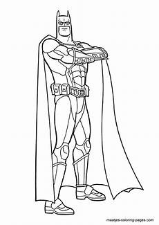 Batman Malvorlagen Drucken Konabeun Zum Ausdrucken Ausmalbilder Batman 11855