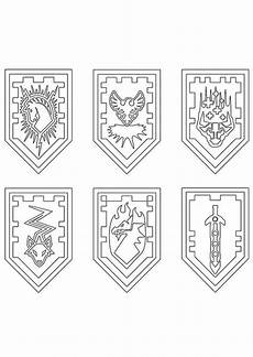 Ausmalbilder Zum Ausdrucken Nexo Knights Nexo Knights 24 Ausmalbilder Kostenlos