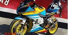 Variasi Motor R15 by 93 Foto Gambar Modifikasi Motor Yamaha R15 Yang Terbaru