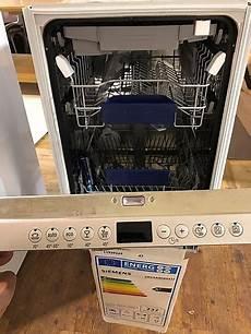 Siemens Einbau Geschirrspüler Preise - sp 252 lmaschine sr 65m086eu siemens einbau geschirrsp 252 ler