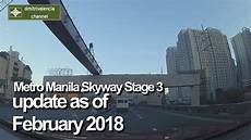 metro manila skyway stage 3 update as of february 2018