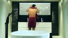 enceinte encastrable salle de bain alke miroir salle de bain smart mirror