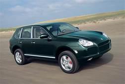 Porsche Recalls Nearly All 2003 06 Cayennes In America
