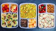vegan school lunch ideas 3 healthy easy delicious