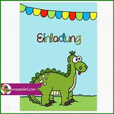 Malvorlagen Kinder Geburtstag Vorlage Einladung Kindergeburtstag Dino Kostenlose