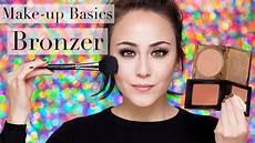 Make Up Richtig Auftragen - bronzer richtig auftragen how to bronzer bronzer