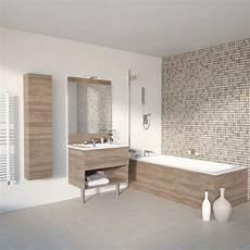 meuble vasque de salle de bain 1 tiroir et niche