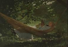 l amaca file winslow homer in the hammock jpg