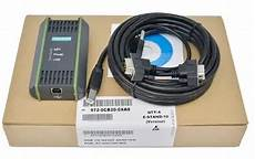 pc adapter usb a2 cable for siemens s7 200 300 400 plc dp