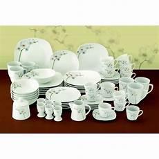 service de table assiette porcelaine 62 pieces 6