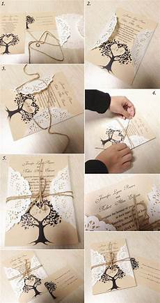 5 original stress free diy wedding ideas including invitations decorations and favors