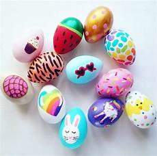 Acrylic Painted Easter Eggs Easter Eggs Easter Egg
