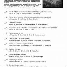 german homework worksheets 19657 germany printables