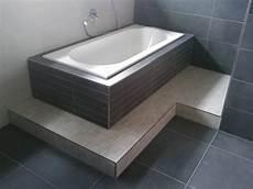 badewanne mit mosaik badewanne gefliest indoo haus design