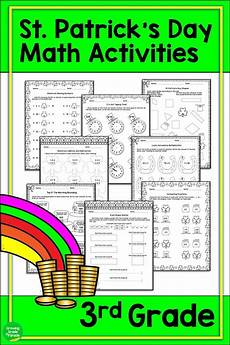 s day algebra worksheets 20300 st s day math activities 3rd grade math activities math common math standards
