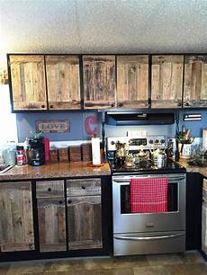 Home Decor Ideas Kitchen Cabinets by Pin By S Rustic Decor On Pallet Craft Ideas Wooden