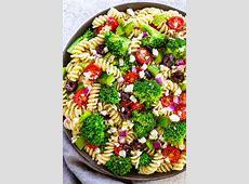 delicious broccoli salad_image