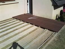 Prix Pose Terrasse Bois Sur Plot Beton Veranda Styledevie Fr