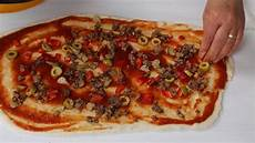 pizza mal anders pizzarolle mit hackfleisch i pizza mal anders