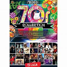 Dvd Top 100 Hits 70s Collection