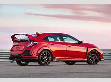 The Honda Civic Type R on Sale Now Priced at $34,775