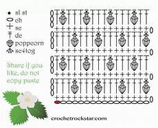 Crochet Rockstar Strawberry Stitch Tutorial