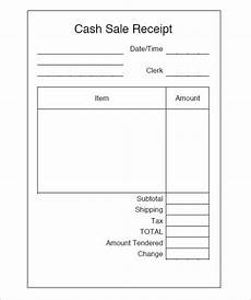 free 10 sales receipt templates in free sles exles
