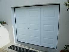 devis porte garage porte de garage pvc en essonne 91 sur mesure thiebaut