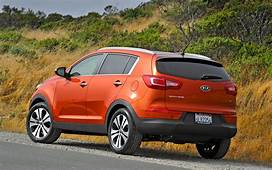 2011 Kia Sportage Reviews And Rating  Motor Trend